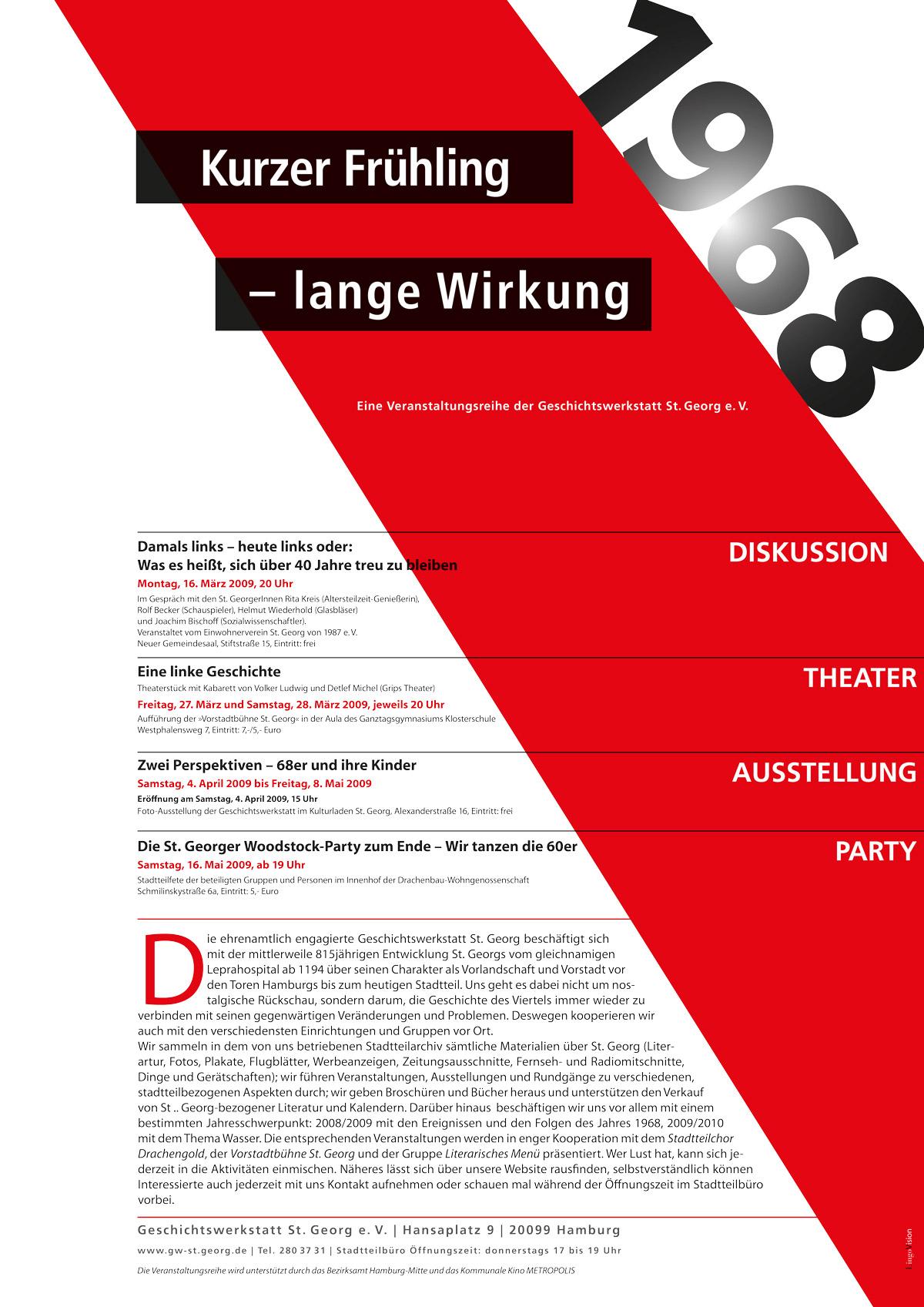 Geschichtswerkstatt-Plakat